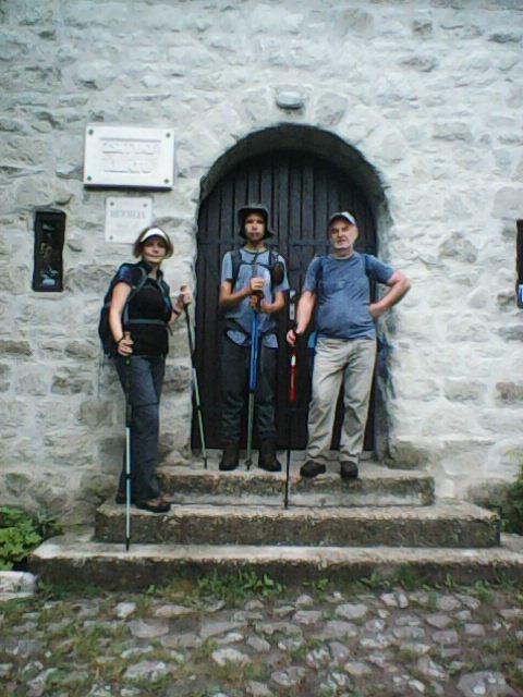 Kékes Turista Egyesület csoportképe