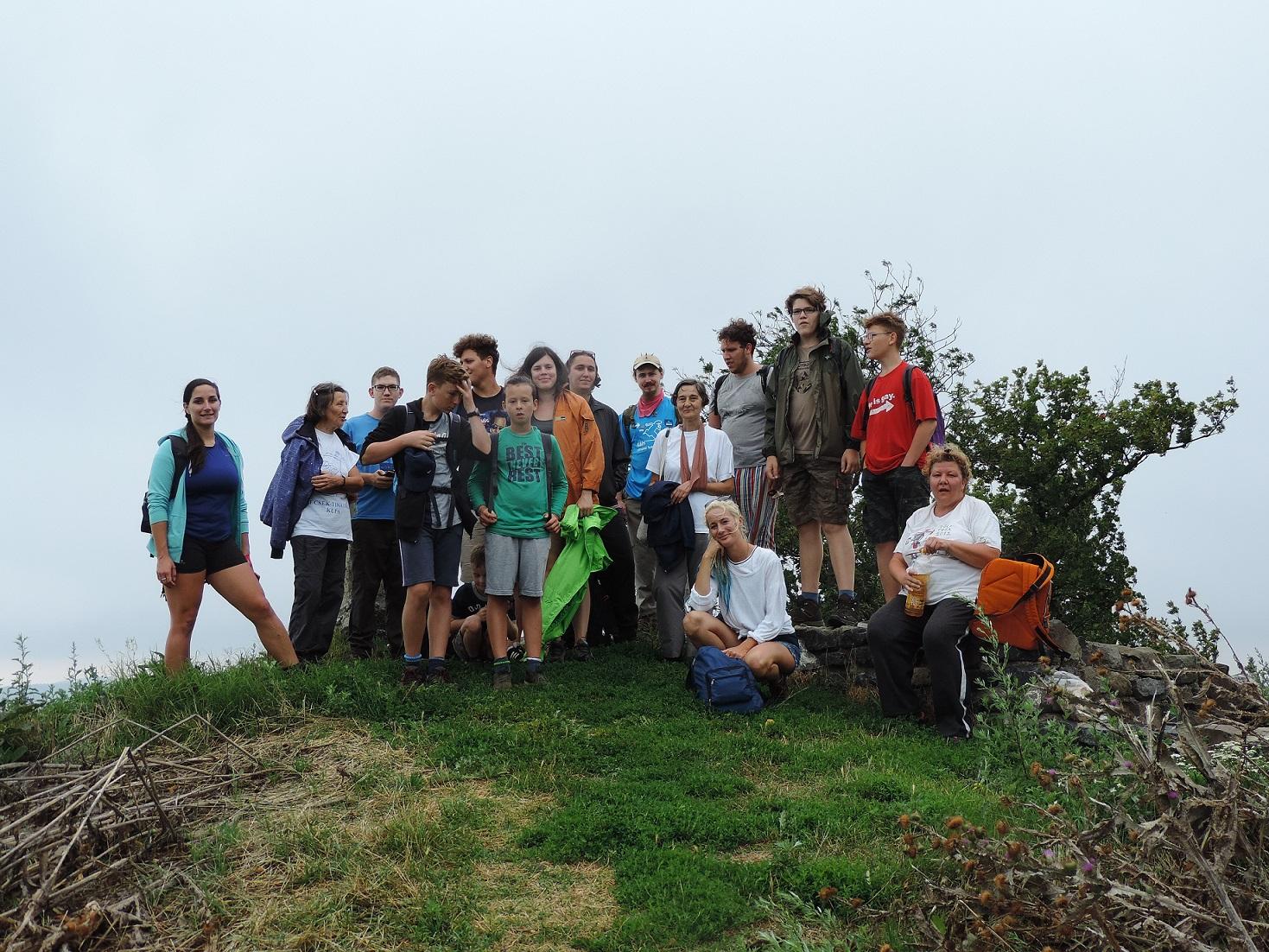 TGy Kaposvár csoportképe
