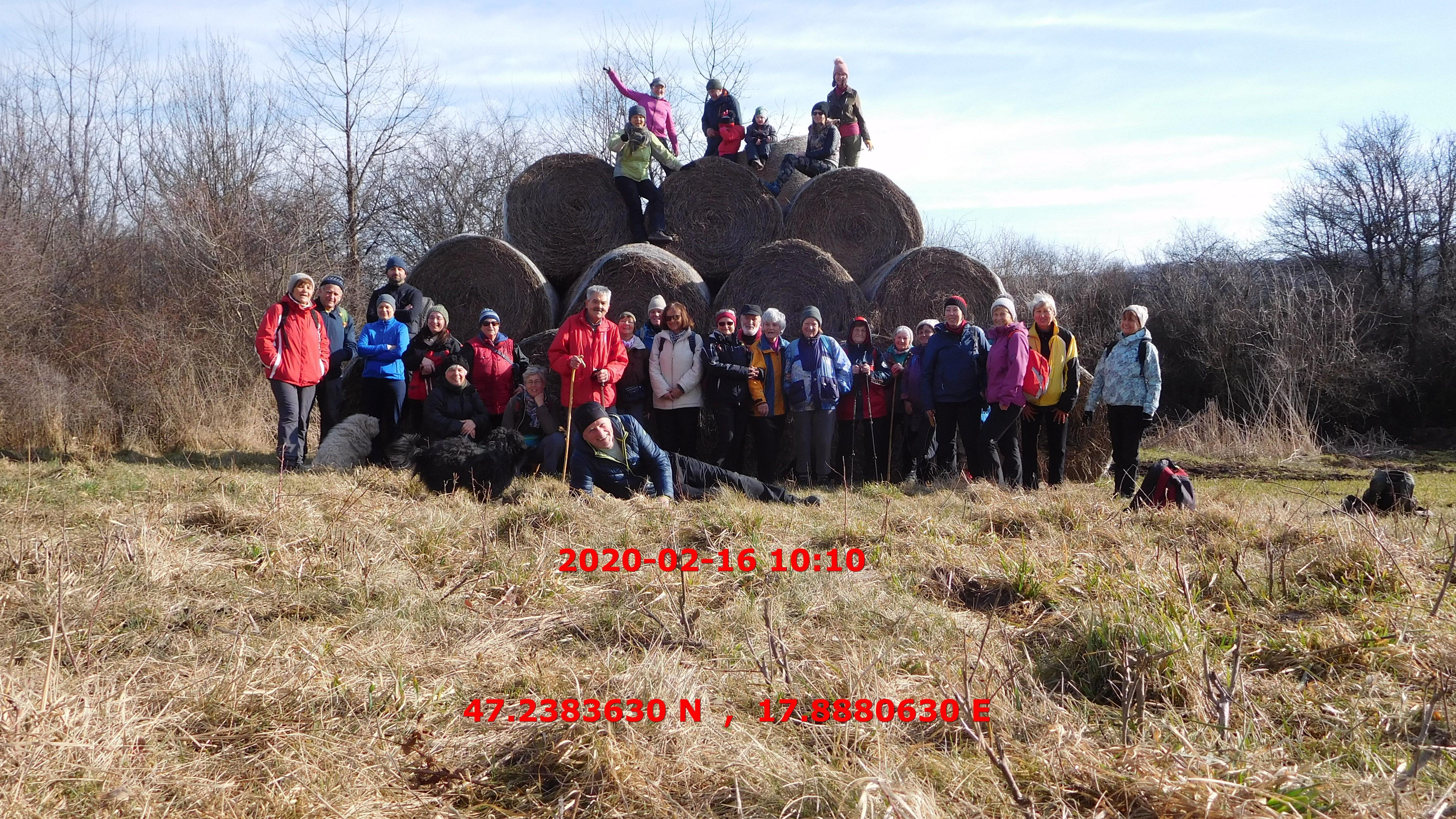 Bakony Természetbarát Egyesület (Veszprém) csoportképe